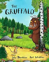 The Gruffalo by Julia Donaldson - Book cover